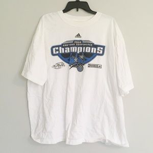 Vintage Orlando Magic 2009 Conference Champs Tee